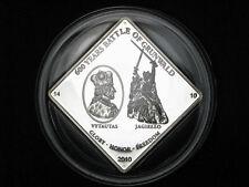 2010 Palau Large Proof $1 Battle of Grunwald- King Jagiello/Prince Witolt