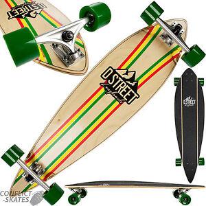Longboard Osprey Helix Cruising Skateboard Neu