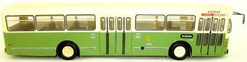 BROSSEL A92 DARL France 1962-68 Bus IXO 1:43 OVP NEU #ACBUS036#GD2 µ *