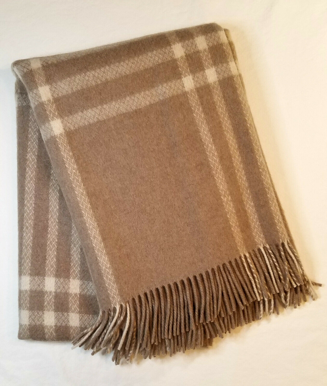 Eagle Products - 100% Cashmere Throw Blanket - Made in Germany