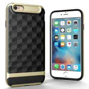 Apple-IPHONE-6-6s-Custodia-Cover-per-Cellulare-Protettiva-Paraurti-Oro