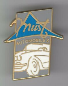 RARE-PINS-PIN-039-S-AUTO-CAR-GARAGE-CONCESSION-OCCASION-MUST-CABRIOLET-66-ER