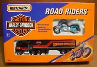 Road Riders Vintage Harley Collectible Toy Blue