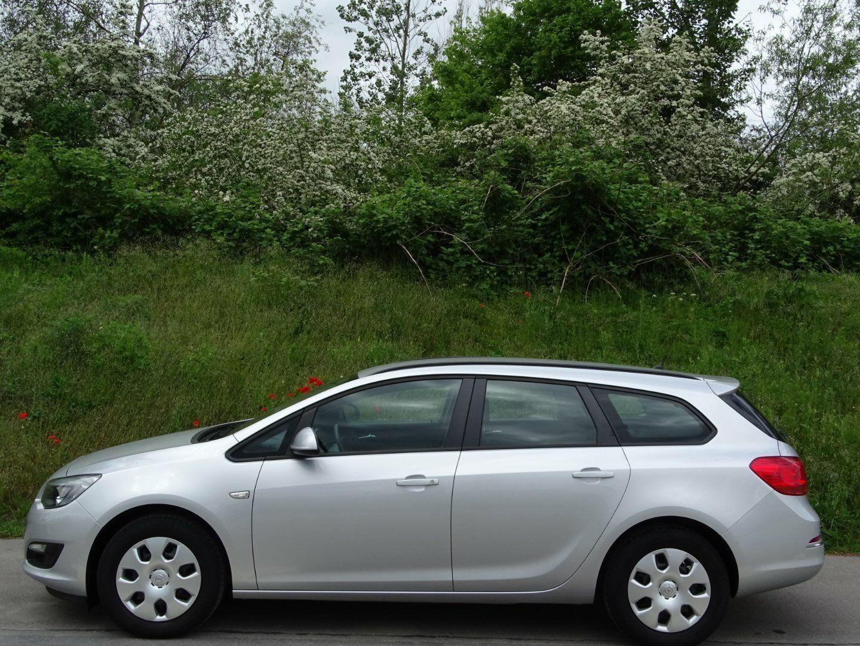 Opel Astra 1,4 100 Enjoy ST - billede 1