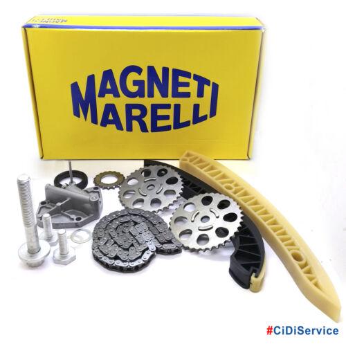 Kit Catena Distribuzione Magneti Marelli Seat Ibiza VW Polo Skoda Fabia 1.2 12V
