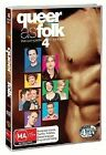 Queer As Folk (U.S.) : Season 4 (DVD, 2016, 4-Disc Set)