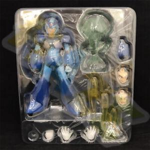 Anime-Rockman-Megaman-X-PVC-Figure-Model-13cm-New