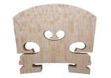*NEW* 3/4 Size Violin Bridge made of Selected Maple Wood. (Uncut)
