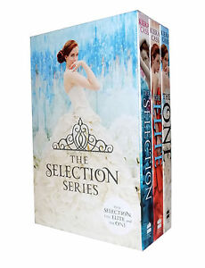 The-Selection-Series-Collection-Kiera-Cass-3-Books-Set-The-One-Elite-etc
