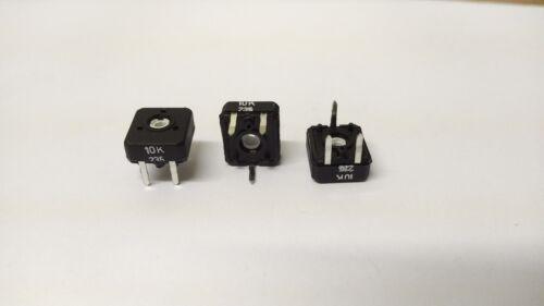 10K Horizontal Preset Potentiometer Trimmer Iskra PNZ10Z UK Seller