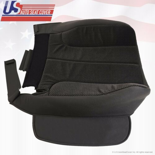 2003 2004 2005 Dodge Ram 2500 SLT Passenger Bottom fabric  Seat Cover Dark-Gray