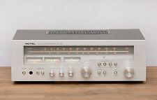 Rotel RX-304 Stereo Receiver / Radio / Verstärker / Amplifier in silber