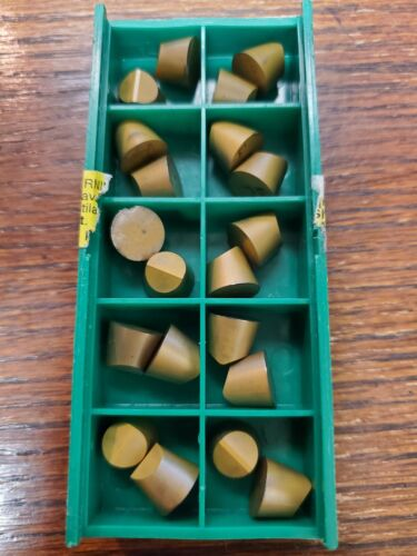 Greenleaf Ceramic V-Bottom Inserts RPGN-3V T1 WG600 ISO 20 pack RPGX-090700T