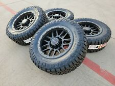 20 Ford F 250 F 350 Roush Oem Beadlock Wheels Nitto 2018 2019 2020 2021 New
