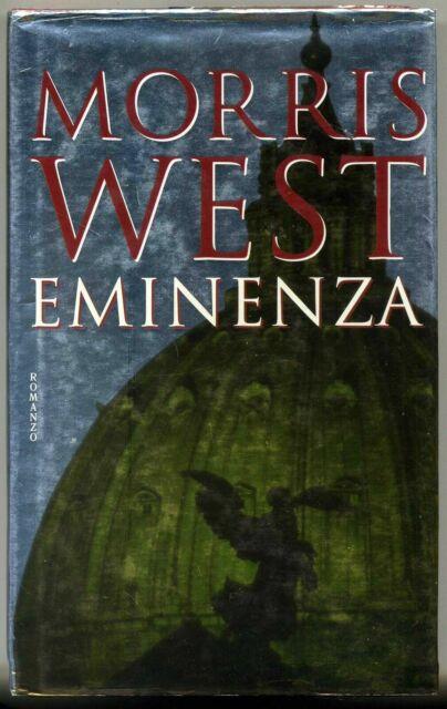 EMINENZA di Morris West 1° ed. 1998 Sperling & Kupfer A05