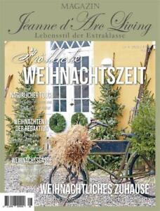 Jeanne-d-Arc-living-Magazin-Dezember-2019-Zeitschrift-JDL-Zeitung-Weihnachten