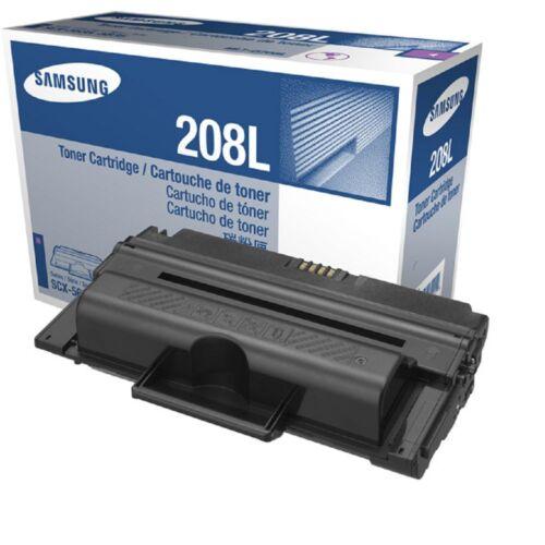 10 Virgin Empty Genuine Samsung MLT-D208 Laser Cartridges /& equivalents ML-3050