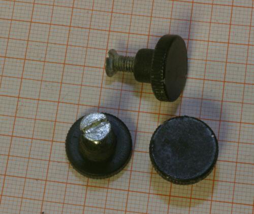 Rändelmutter Griffmutter    M4 x 10mm  Ø 16mm                              6293