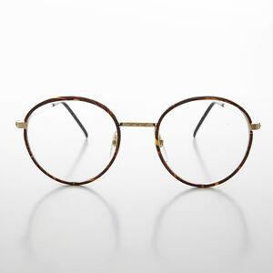 Glasses glasses Round retro antique gold 48mm Round (japan import) kPTnvWt