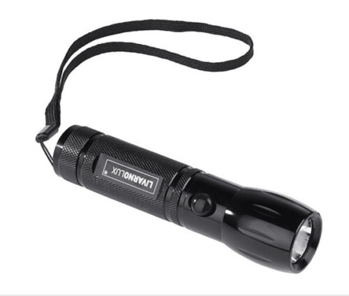 LIVARNO LUX LED Torch Black New!!!