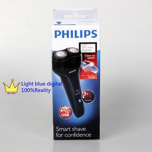 Ru доставка Philips Norelco дорожная мужская электрическая бритва PQ228 2-голова Usb зарядка