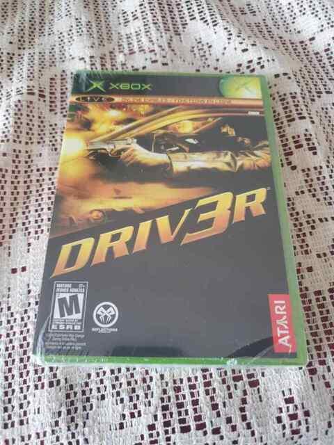 Buy Driv3r Microsoft Xbox 2004 Online Ebay