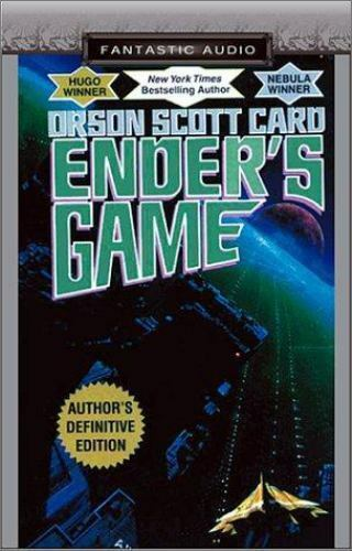 The Ender Quintet Enders Game Bk 1 By Orson Scott Card 2002