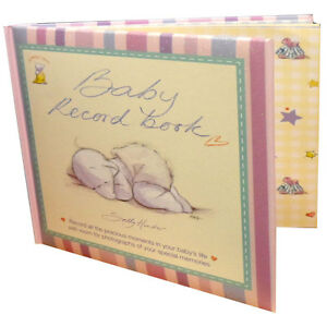 Photo-Album-Memory-Humphrey-My-Baby-A-First-Year-Diary-Record-Book-Capture-Gift