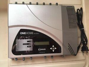 amplificateur d 39 antenne tv ikusi tnt hd ebay. Black Bedroom Furniture Sets. Home Design Ideas