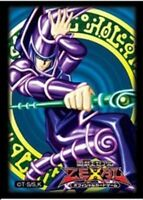 (50)yugioh Deck Protector Sleeves Dark Magician Card Sleeves 50 Count