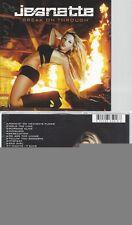 CD--JEANETTE -- --2CD -- BREAK ON THROUGH -- LIMITED