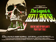 Affiche 76x101cm THE LEGEND OF HELL HOUSE /LA MAISON DES DAMNÉS 1973 Mcdowall