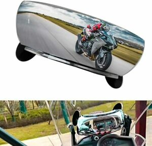 180 Degree Wide Angle Rearview Mirror For Yamaha R1 R3 R6 R15 V3 Namx Tamx R125 Ebay