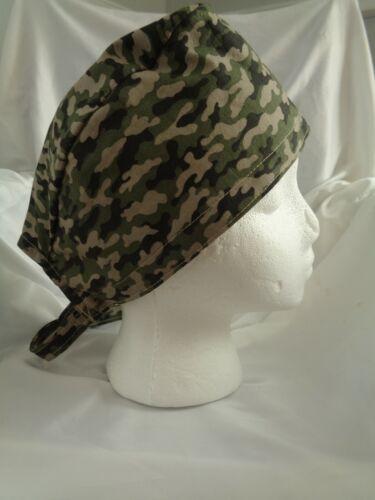 Hat Surgical Cap Details about  /Camp Skull Cap Hat
