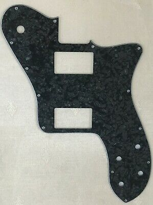 4 Ply White Pearl Custom Guitar Pickguard For US 72 Telecaster Deluxe Re-Issue