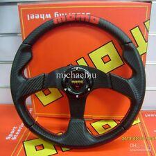 Racing Steering Wheel - Carbon Fiber - Momo