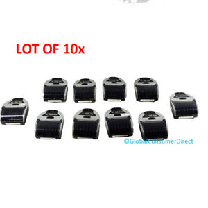 "LOT OF 10x Zebra MZ 320 MZ320 Portable Mobile BLUETOOTH Wireless USB 3"" Printer"