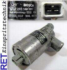 Leerlaufregler BOSCH 0280140551 VW Golf Passat 037906457E original