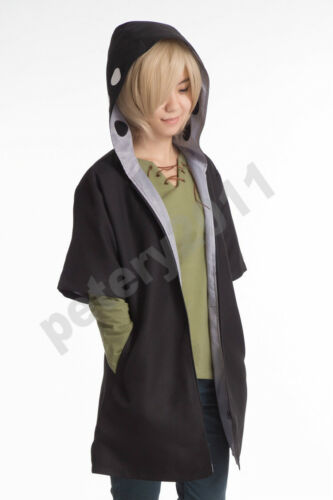 Heat Haze Project Kagerou Project Kano Cosplay Hoodie cloak T-shirt Coat Costume