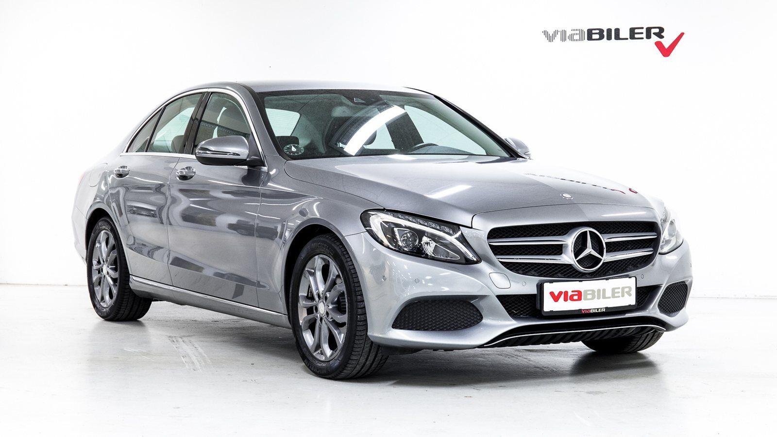 Mercedes C180 1,6 Avantgarde aut. 4d - 399.900 kr.