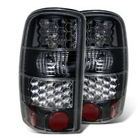 Cg Chevy Tahoe / Suburban / Gmc Denali 00-06 Led Tail Light Black on sale