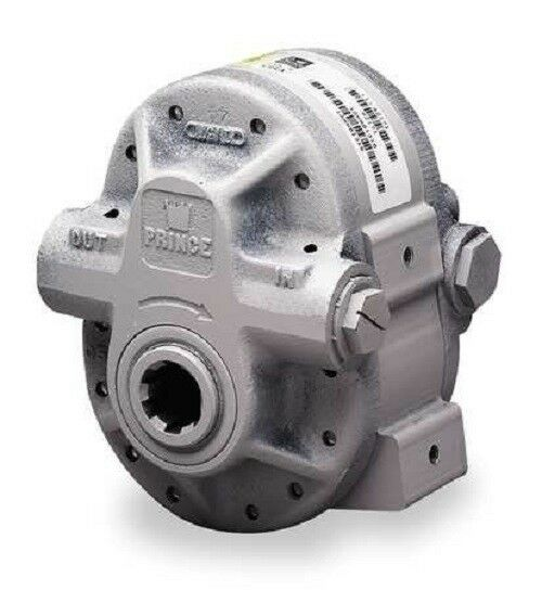 Prince Manufacturing Hydraulic Tractor PTO Gear Pump HC-PTO-2AC 11GPM @ 540rpm