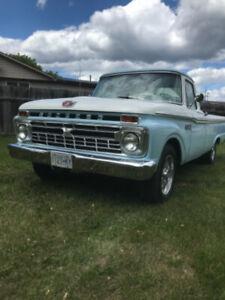 1965 Mercury M100