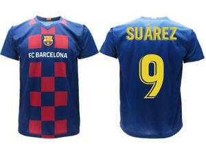 Details about Maglia Suarez Barcelona 2020 Ufficiale Barcellona FCB 2019 Luis 9 divisa