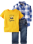 6 18 Carters Baby Boys Clothes Cotton Outfit Clothing Set 3 24 Month 12 9