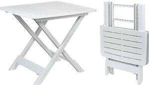 Campingtisch Beistelltisch Tisch Gartentisch Klappbar Kunststoff