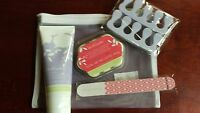 Lot Of 2 Mary Kay Limited Edition Into The Garden Pedicure Sets - Great Gift