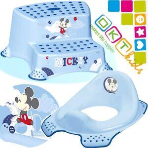 Disney Mickey Baby Toddler Toilet Training Seat Amp Double