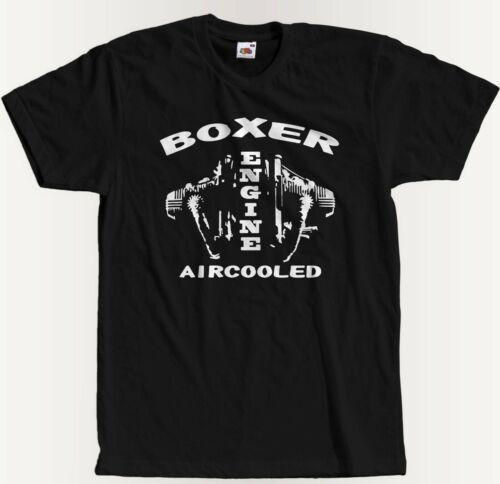 LUFTGEKÜHLT BOXER ENGINE HEAD AIRCOOLED T-Shirt