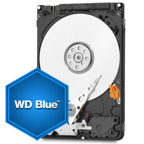 "WD Blue 2.5"" Internal HDD 500GB750GB1TB2TB SATA3III Laptop Desktop Enclosure"